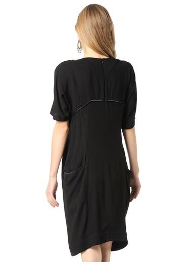 Kiwe Elbise Siyah